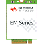 Sierra Wireless: EM7455 1103582 LTE-A, HSPA+, GPS, Multi image data only